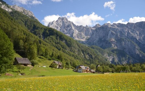 Góry Słowenia