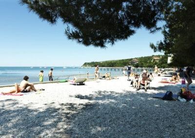 Słowenia Morze