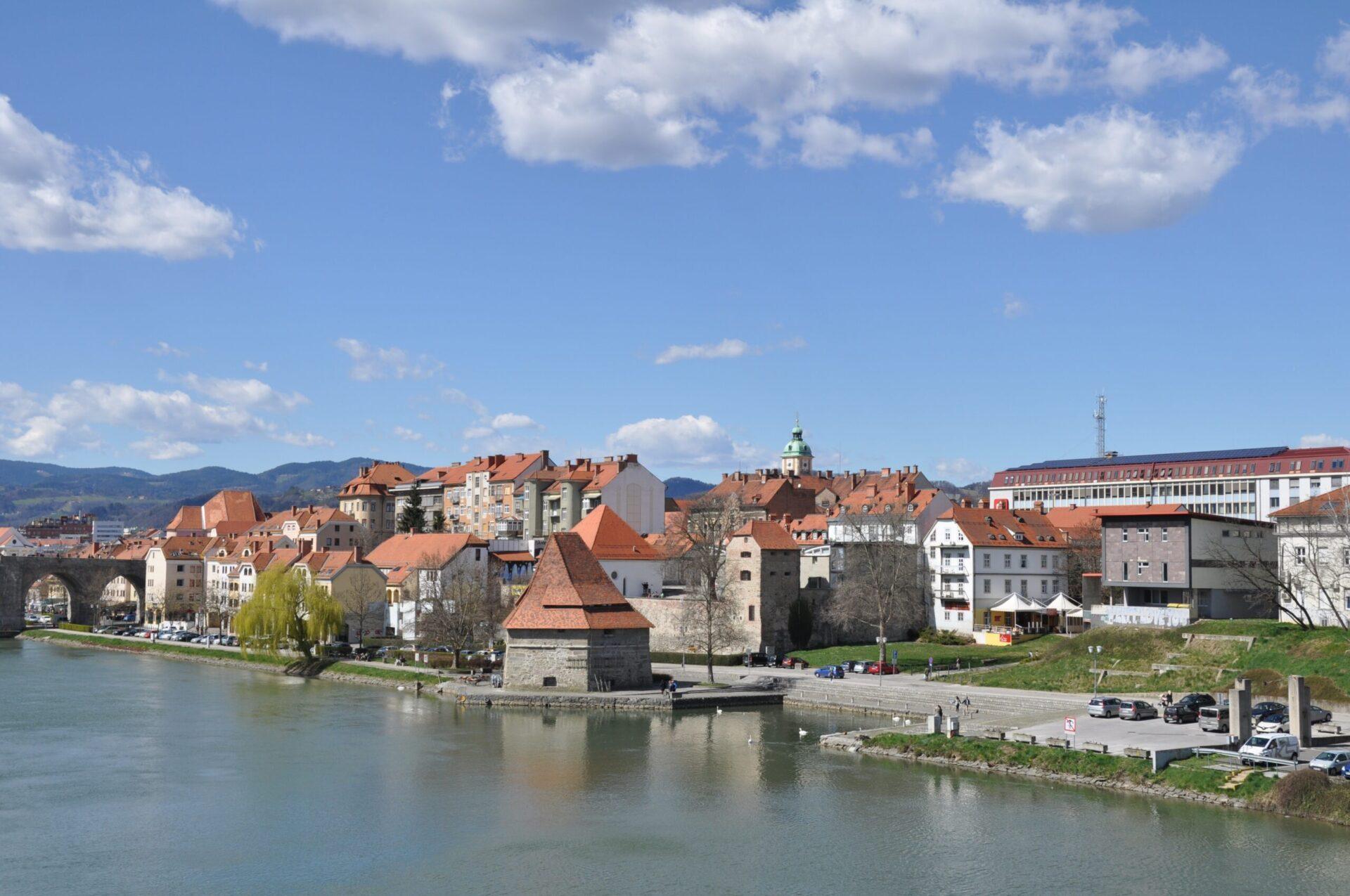 slovenia, maribor, city
