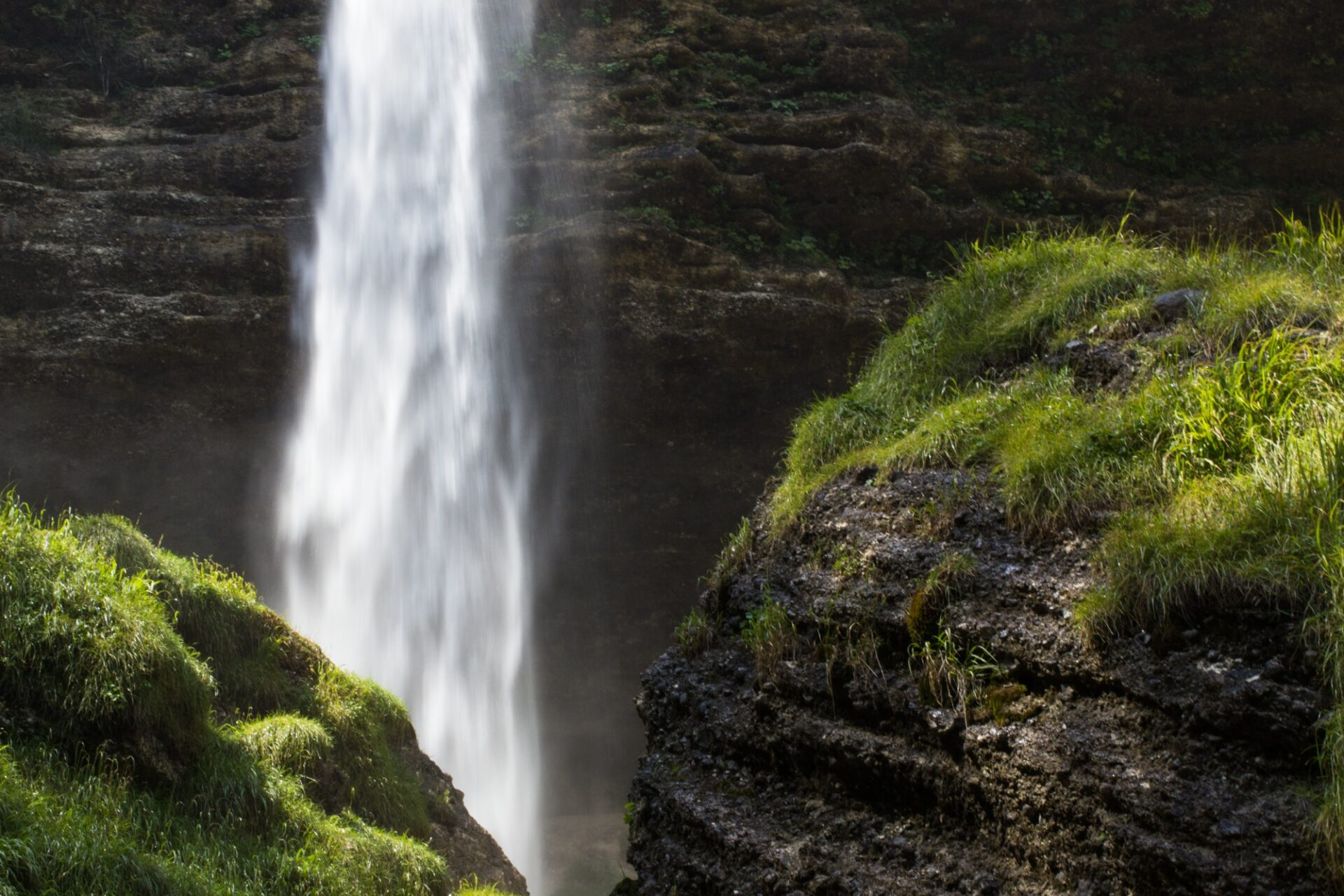 waterfall, triglav national park, peričnik is the common